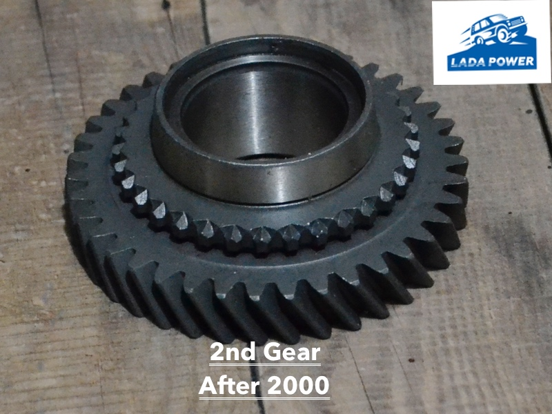 Lada Samara After 10.2000 Year Gearbox 2nd Gear 53.8mm Bearing Place