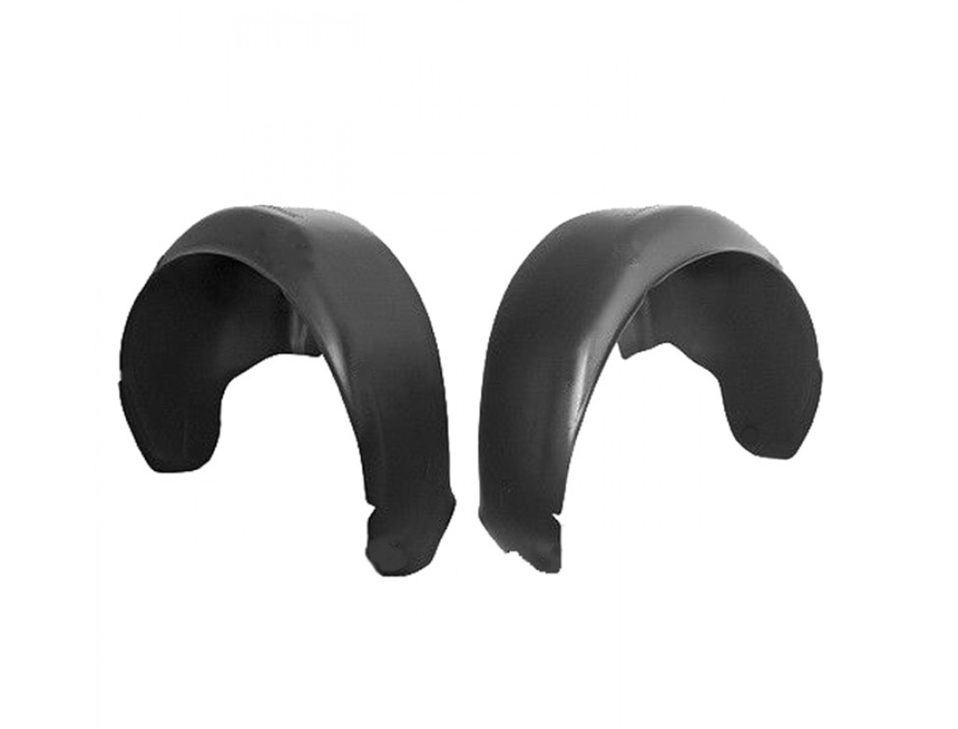 Lada Priora 2170 Front Splash Guard Set