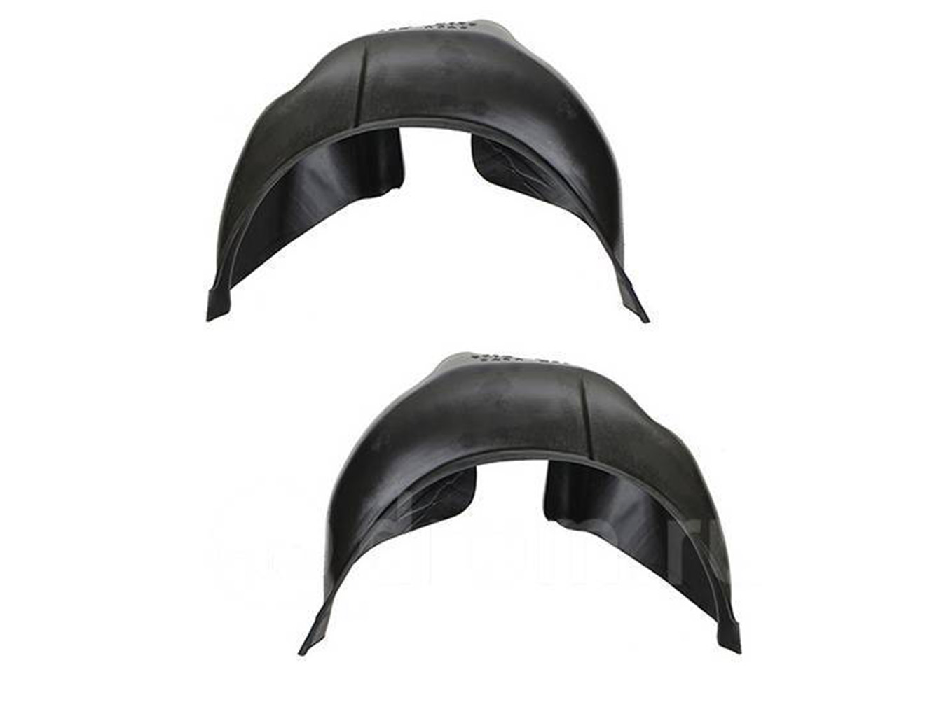 Lada Priora 2170 Rear Splash Guard Set