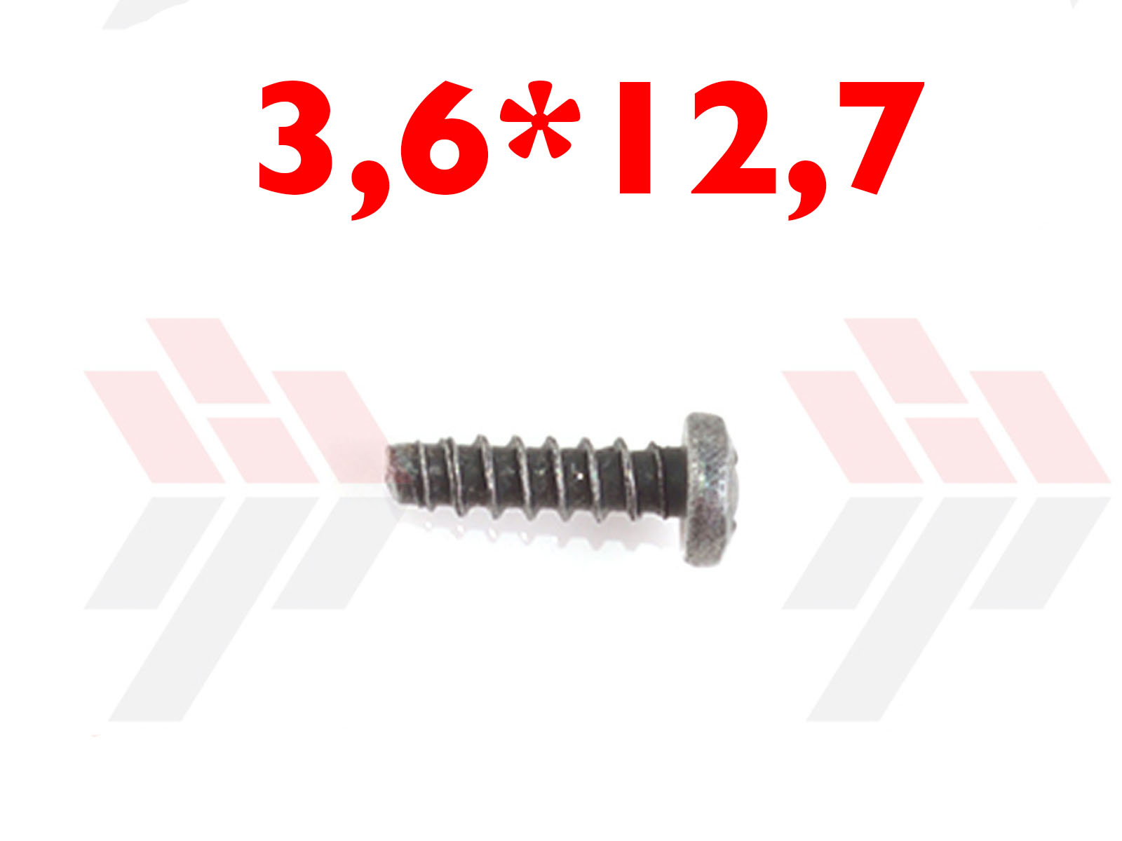 Lada Niva / 2101-2107 Self-Tapping Screw M3.6*12.7