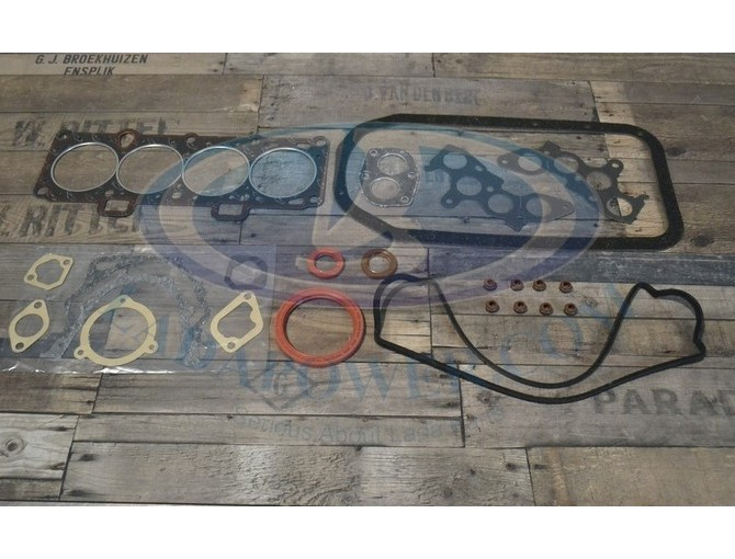 Lada Samara 1500 Full Set Of Gaskets And Seals
