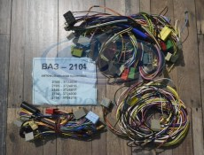 Lada 2104 Nova Combi SW Riva Break Estate Full Set of Electrical Cables