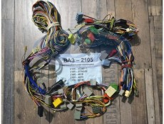 Lada Laika Riva 2105 Full Set of Electrical Cables