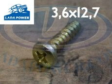 Lada Niva Self-Tapping Screw 3,6*12,7