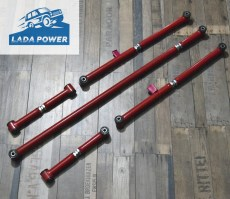 Lada Niva / 2101-2107 Rear Trailing Arm And Panhard Rod Set Adjustable
