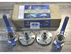 Lada Niva 1600 1700 Knuckle  Stub Axles  With Reinforced Double Bearing (22 Teeth)