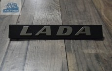 Lada Samara 2108 2109 Tailgate Badge Left 2108-8212104-10