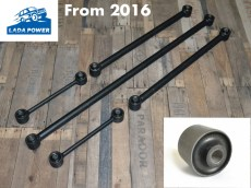 Lada Niva 2016-On Rear Trailing Arm And Panhard Rod Set (Reinforced)