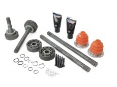 Lada Niva Reinforced Front Drive Internal Shaft Kit (For the 24 teeth System) Izh-Techno