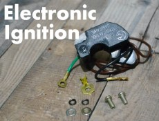 Lada Niva / 2101-2107 Electronic Contactless Ignition