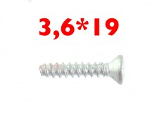 Lada Niva / 2101-2107 Self-Tapping Screw M3.6*19