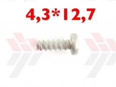 Lada Niva / 2101-2107 Self-Tapping Screw M4.3*12.7