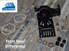 Lada Niva Front Steel Differential Upgrade