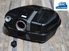 Lada 2107 With Injector Fuel Tank With Cap