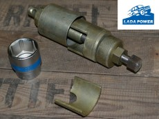 Lada 2101-2107 Silentblock Remover + Video Instruction