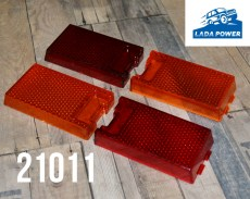 Lada 21011 Taillight Cover Set 4pcs (Aftermarket)