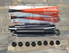 Lada Niva 1976-2009 Rear Gas Shock Absorber Set OEM