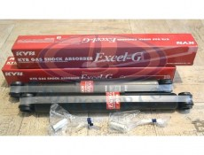 Lada Niva 1976-2009 / 2101-2107 Rear Gas Shock Absorber Set Kayaba Excel-G